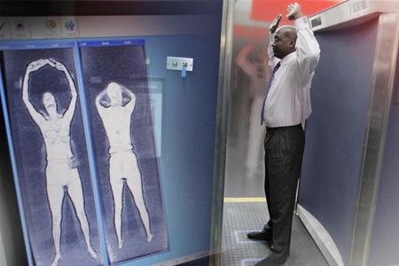 США отказались от «раздевающих» сканеров