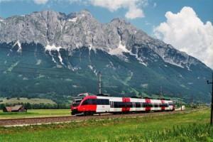 Поезда в Австрии стали ходить быстрее