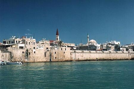 Путешествие по святой земле: древний город Акко