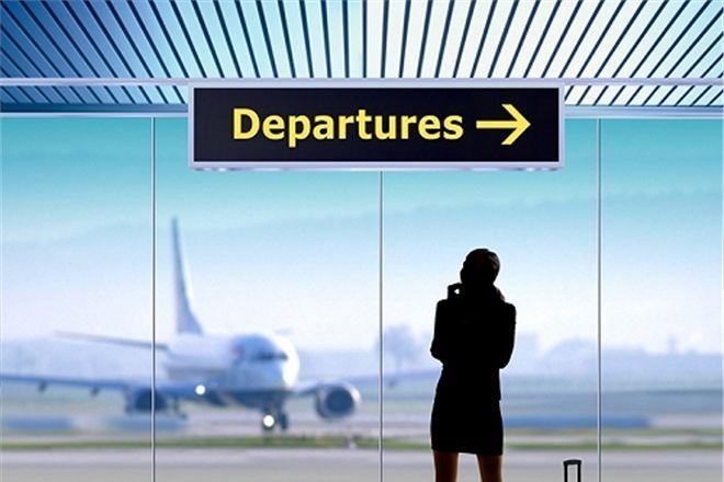 Пассажиры бастовали в аэропорту Домодедово