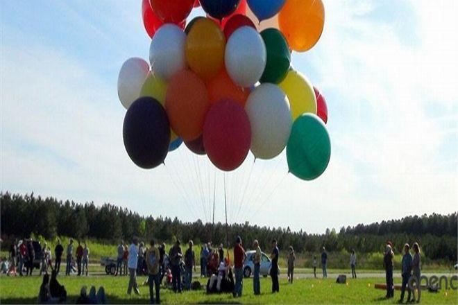 Американцу не удалось на воздушных шарах пересечь Атлантику