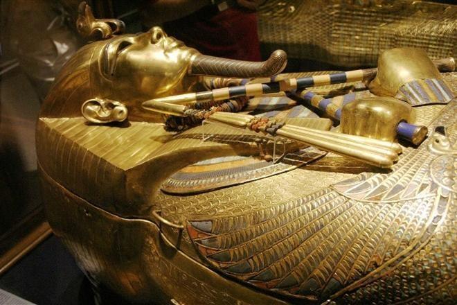 В Египте откроется копия гробницы Тутанхамона