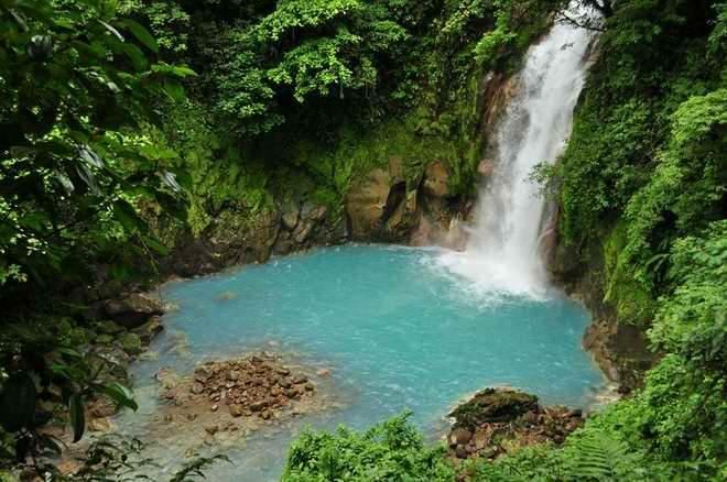 Кругосветка на автомобиле. Голубые воды Коста-Рики