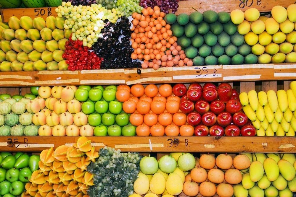Самые необычные и вкусные фрукты Таиланда