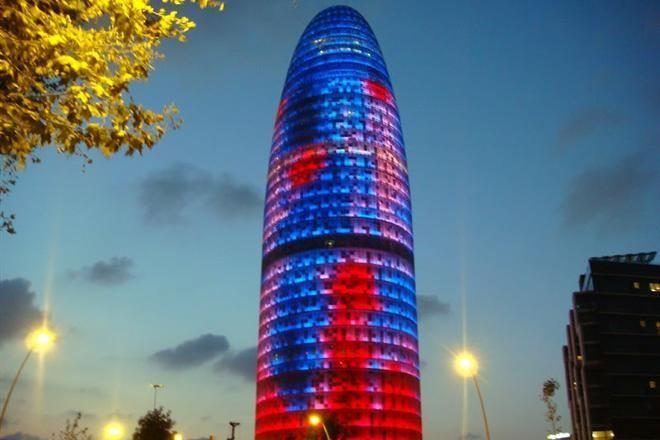 Башню Agbar в Барселоне из офиса перестроят в пятизвездочный отель