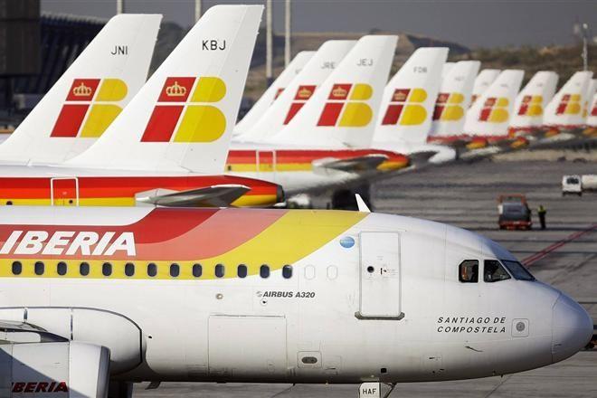 Лоукостер Iberia Express сменил корпоративный стиль