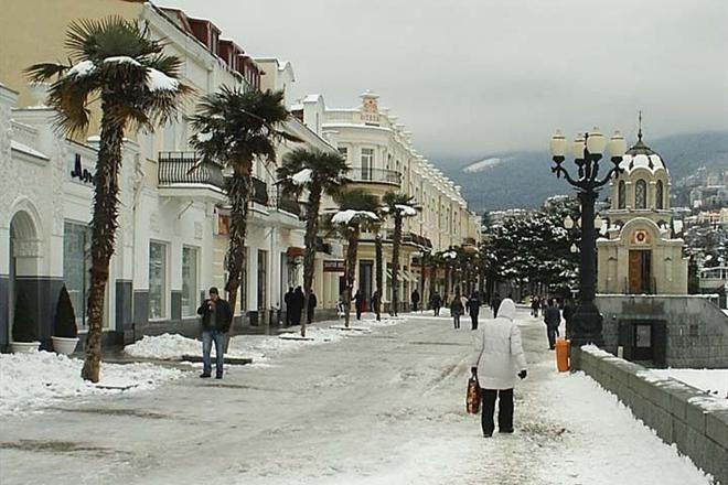 Новогодние предложения крымских санаториев и отелей ориентированы на все категории туристов