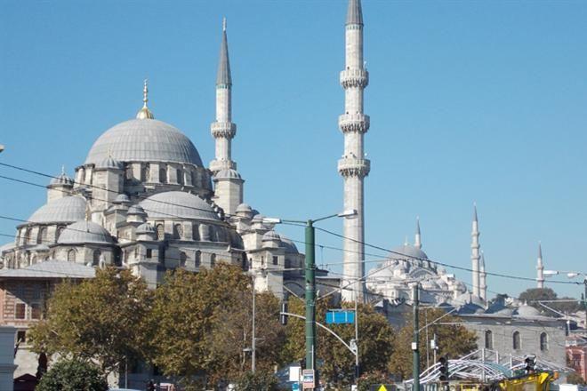 В октябре Турцию посетили более 3 миллионов туристов