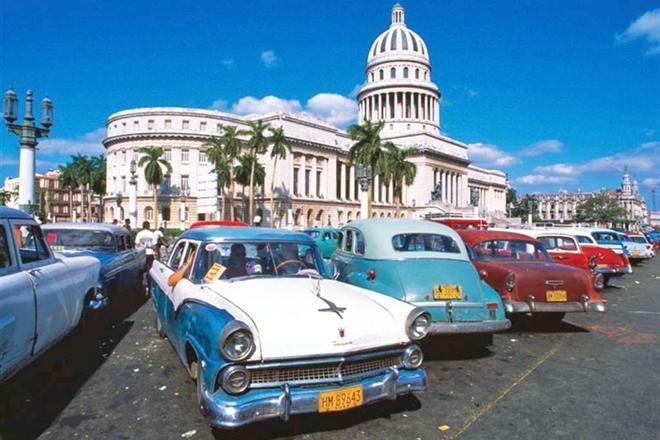 Гавана оказалась в лидерах по росту популярности среди туристов