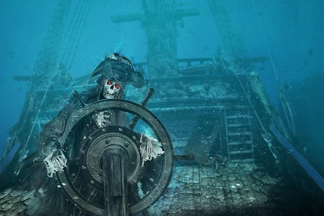 Любителей острых ощущений отправят к затонувшим кораблям