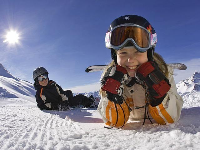 Зимний отдых в Австрии: топ-3 курортов для семейного отдыха