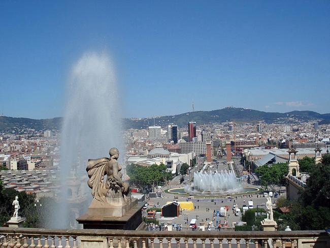 В Барселоне устроят Новый Год-2014 мирового масштаба