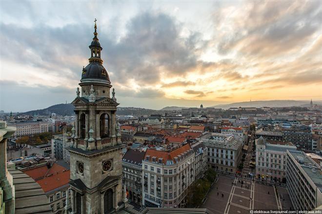 Будапешт признан самым гостеприимным европейским городом