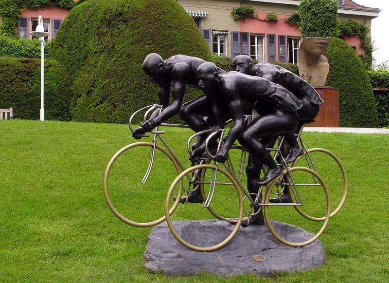 Швейцария: Олимпийский музей в Лозанне откроется перед Рождеством