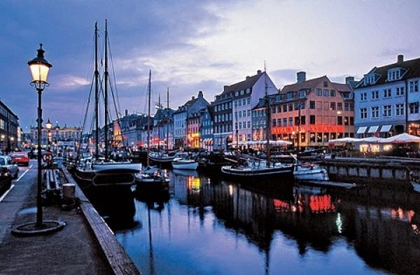 Фестиваль фейерверков пройдет в Копенгагене 26-31 декабря