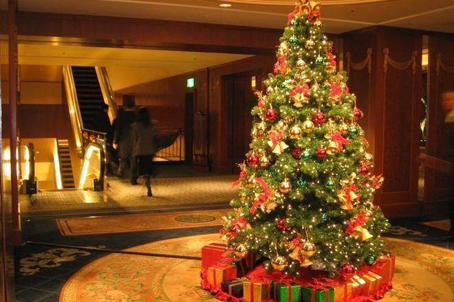 Самые необычные новогодние елки