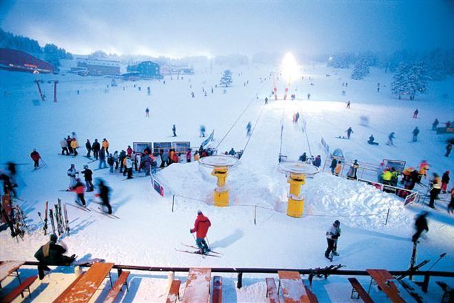 Самыми бюджетными горнолыжными курортам признаны курорты Италии и Австрии