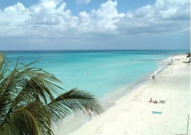 Куба теряет пляжи