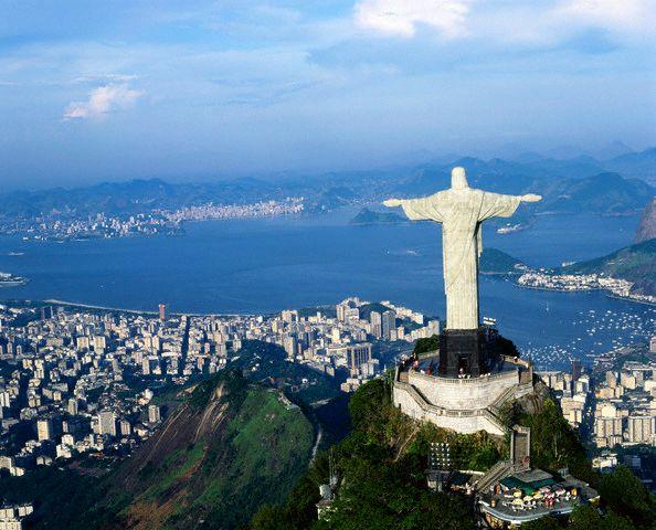 Интерес к Бразилии растет в преддверии чемпионата мира по футболу