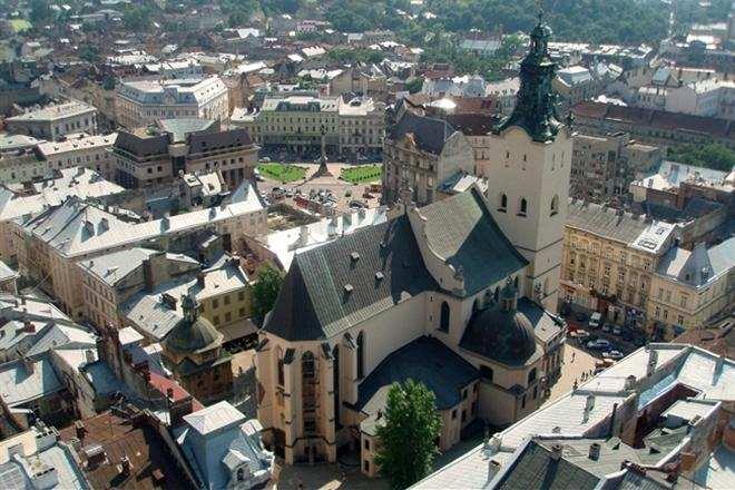 Львов попал в Топ-5 городов мира, которые стоит посетить в 2014 году