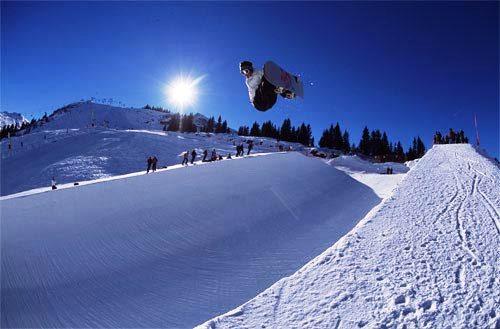 Школа сноуборда Alabaus открывает двери для новичков