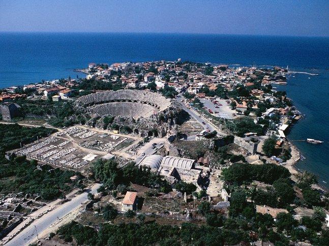 Первый турецкий музей морских обитателей открылся в Анталии