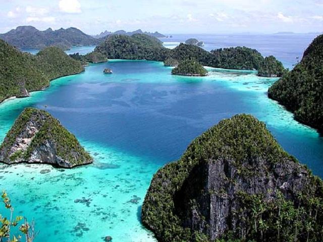 В Индонезию прибыло 8,6 млн. зарубежных туристов за 2013 г.