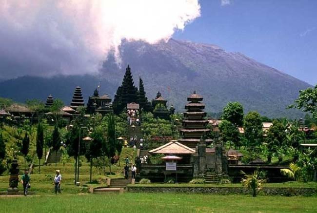 Роль туризма в экономике острова Бали