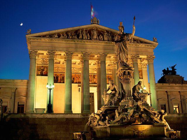 Вена: туристические итоги 2013 года с новым рекордом по количеству ночевок из России