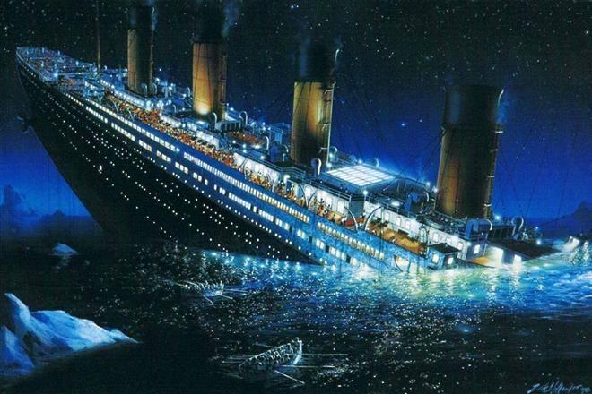 Туристам предложат утонуть на «Титанике»