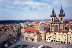 Выставка туризма в Праге