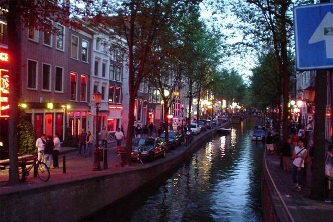 В Амстердаме появился музей проституции