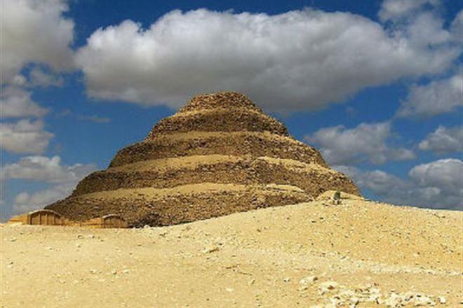 В Египте найдена новая пирамида