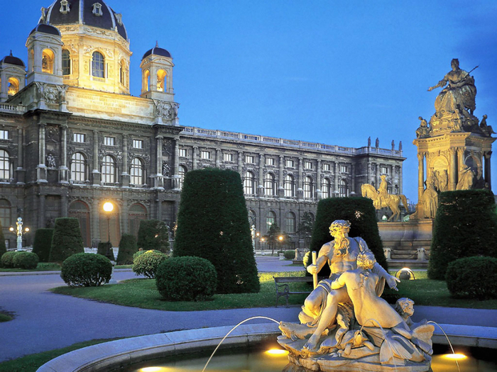 Вена принимает фестиваль блюза