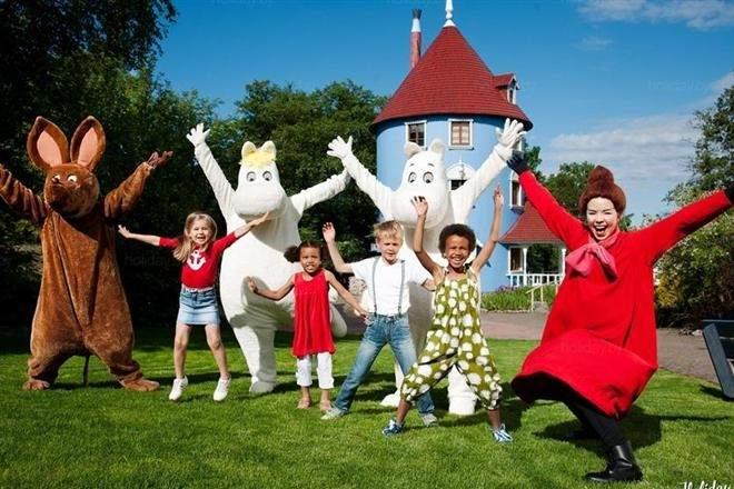 Финляндия: в весенних поисках домиков Санта Клауса