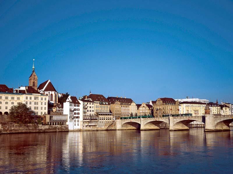 Новый отель открылся в центре Базеля