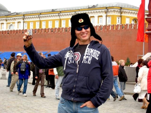 Исследователи выяснили  с какими целям в Москву приезжают туристы