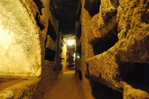 Туристы в Риме смогут посетить катакобмы V века