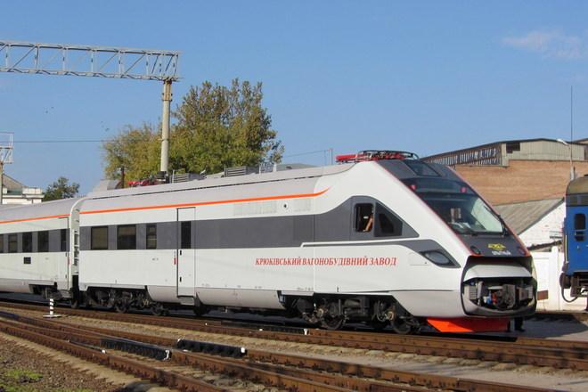 Украина запустит поезд «Киев — Одесса»