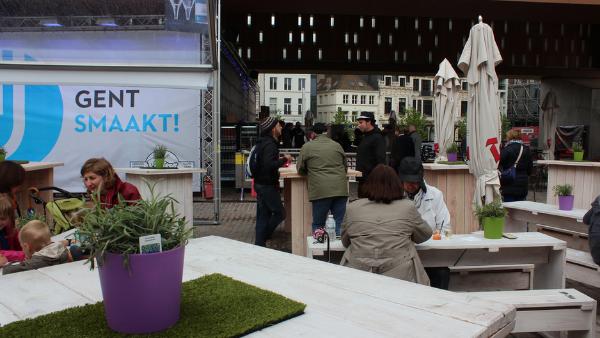 Фестиваль Gent Smaakt стартует в Бельгии