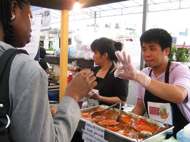 Сингапур собирается провести фестиваль еды