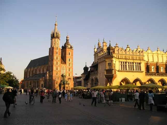 Российские туристы стали реже посещать Польшу