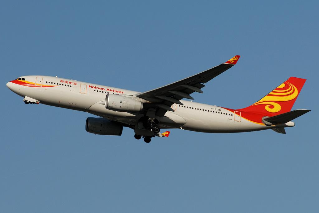 Авиакомпания Hainan Ailrines ввела спецпредложение для полетов из Москвы в Пекин