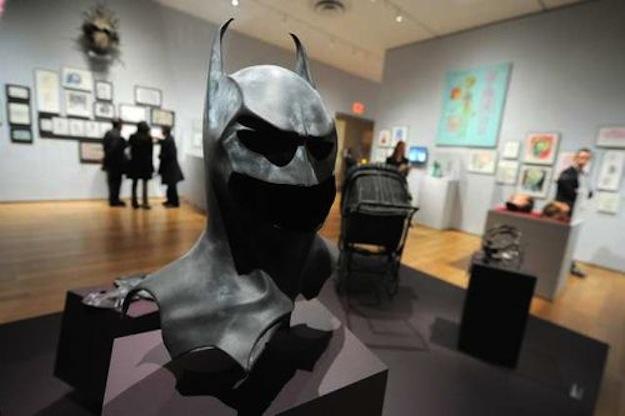 Выставка в честь юбилея Бэтмена будет проведена в Голливуде