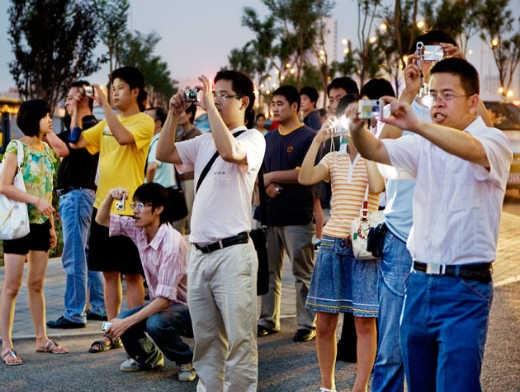 Туристы из Китая поедут в Крым по безвизовому договору