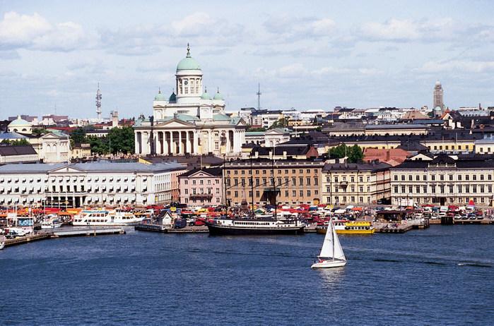 Хельсинки ощущает снижение турпотока из России