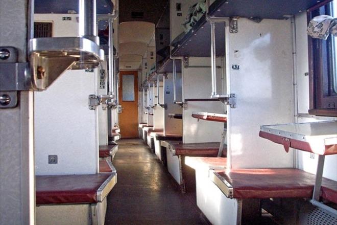 Поезд формирования ГП «Крымская железная дорога» между Москвой и Симферополем начнет курсировать с 1 августа 2014 года