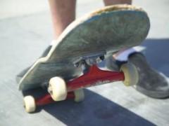 Валенсия начнет наказывать за скейт-экстрим