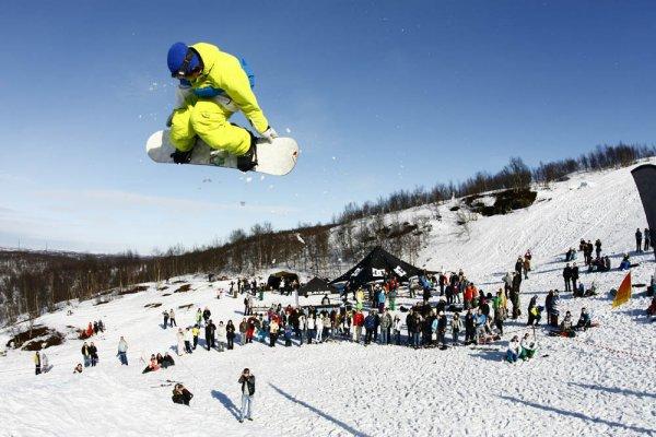 Мурманский горнолыжный центр получит 500 миллионов рублей