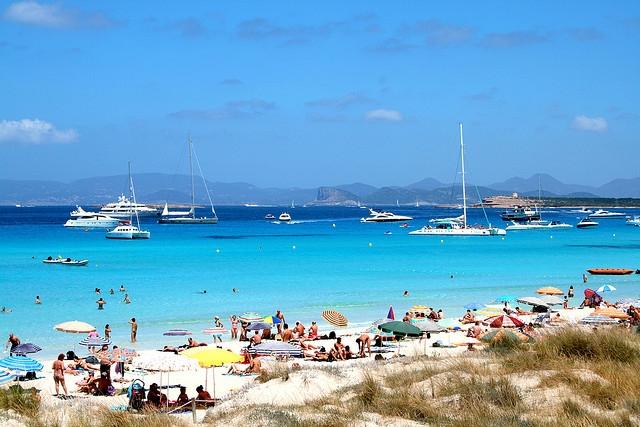 Испанские пляжи признаны лучшими в Европе